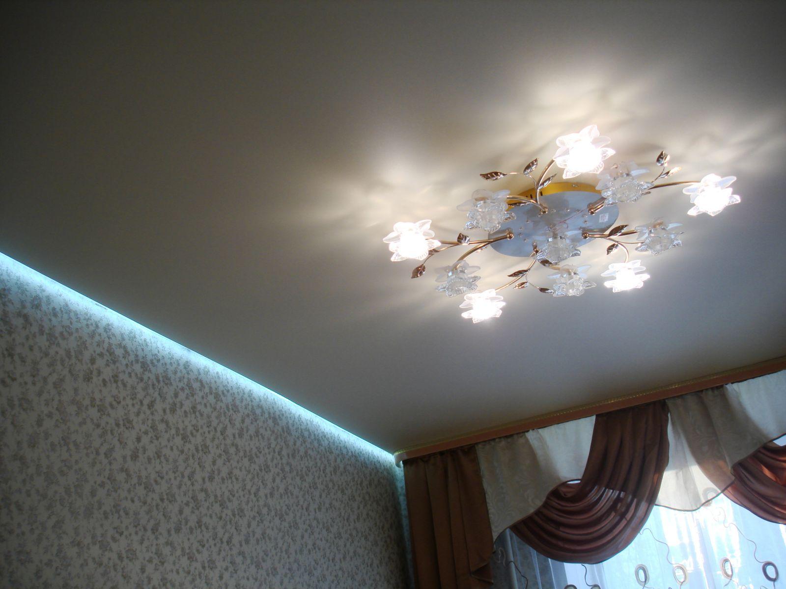 Стоимость парящего потолка в москве